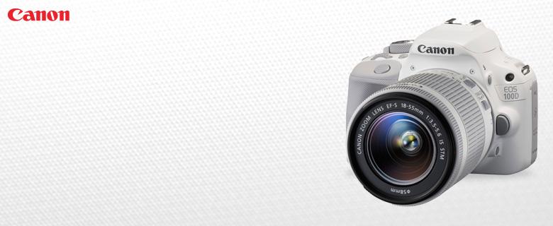 Amit sosem fogsz otthon hagyni: <br/>Canon EOS 100D digitális fényképezőgép kit