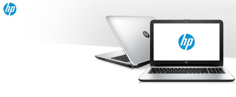 HP notebook, ezüst színben <br/> 15-af102nh P5Q32EA