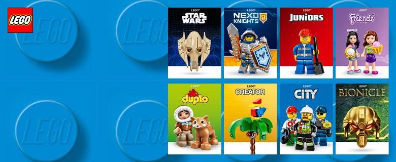 Tavaszi LEGO® újdonságok már raktáron!